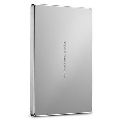 Porsche Design 4TB USB-C Mobile Hard Drive in Silver - STFD4000400
