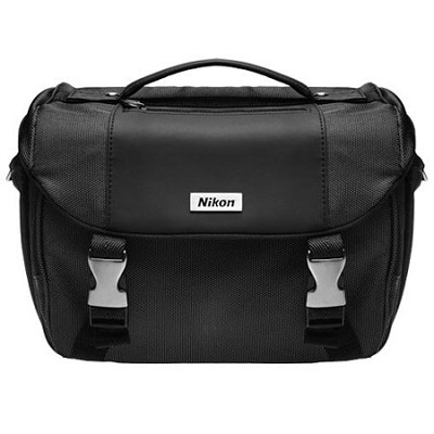 Deluxe Digital SLR Camera Case - Gadget Bag