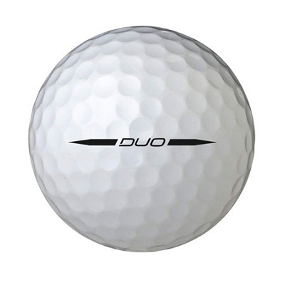 Duo Golf Balls - 2 Pack of Golf Balls