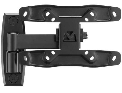 Full Motion Wall Mount For Screens Up To 27` - (Extends 8` From Wall) - SF208