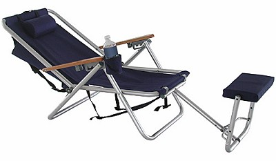 LR-4 Deluxe Backpack Lounger