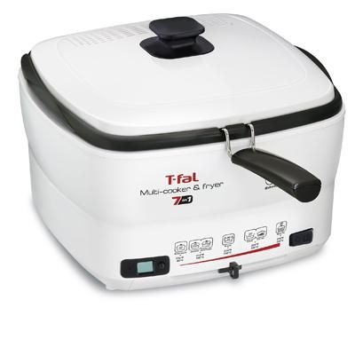 7-in-1 Multi-Cooker and Deep Fryer - FR490051