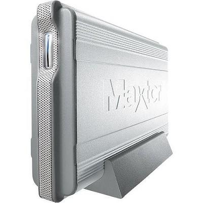One Touch II 500 GB External  Hard Drive { USB & FireWire} E01G500