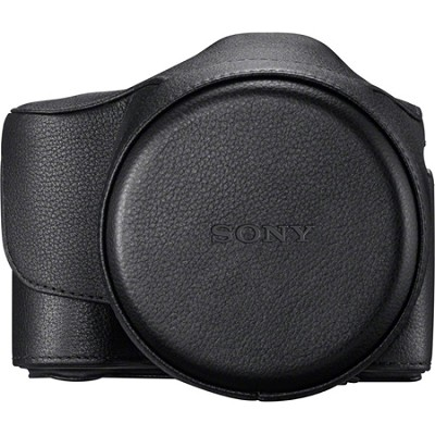 Genuine leather case for a7 and a7R - OPEN BOX