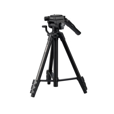 VCT-60AV Remote Control Tripod for use with Compatible Sony Camcorders