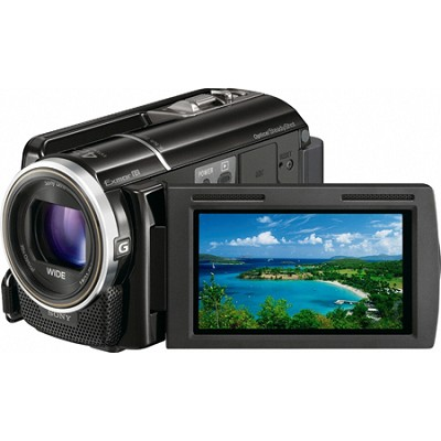 HDR-XR160 Handycam Full HD Camcorder w/ 30x Optical Zoom