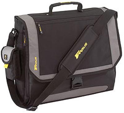 TCG200 17` CityGear Miami Messenger Notebook Case