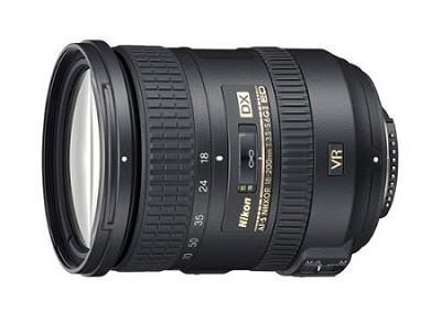 AF-S DX NIKKOR 18-200mm f/3.5-5.6G ED VR II Lens - OPEN BOX