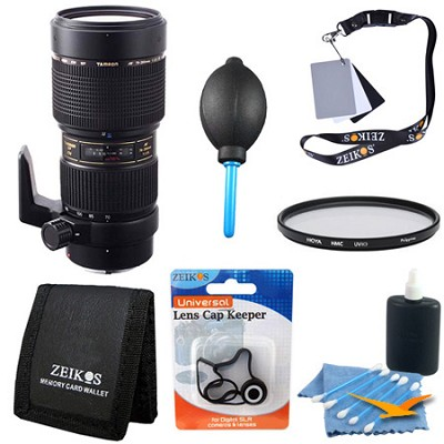 SP AF70-200mm F/2.8 Di LD [IF] Macro Lens Kit For Nikon