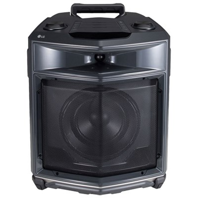 FJ3 LOUDR Portable Hi-Fi 50W Speaker System with Bluetooth Connectivity (Black)