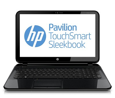 Pavilion 15-b150us 15.6-Inch Quad-Core A8-4555M Ultra Thin TouchSmart Sleekbook