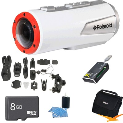 XS100HD 1080P Sports Video Camera Value Bundle