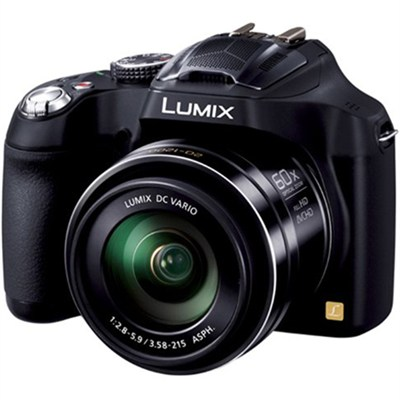 LUMIX DMC-FZ70 16.1 MP Digital Camera with 60x Optical Image Stabilized Zoom