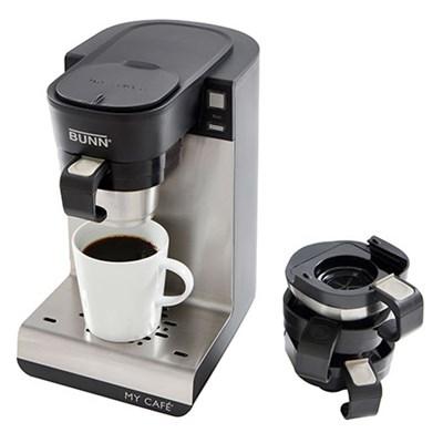 My Cafe Multi-Use Single Cup Coffee Brewer (MCU)