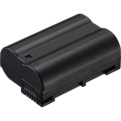 EN-EL15 Rechargeable Li-Ion Battery for the Nikon D7000 and Select DSLR Cameras