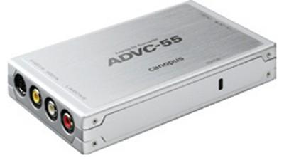 Canopus ADVC-55 Video Converter - OPEN BOX