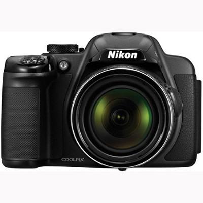 CoolPix P520 18MP Digital Camera Black