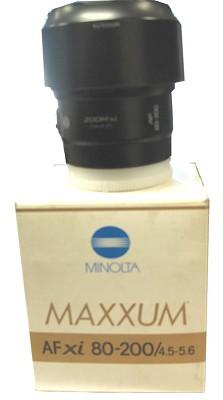 AF 80-200mm f/4.5-5.6 lens