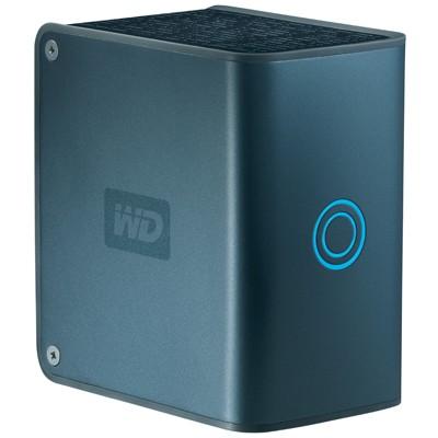 1 TB My Book Premium Edition II USB20/FW400/800 External Hard Drive (WDG2T10000)
