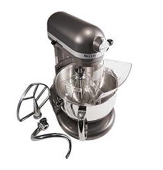 KP26M1XMR Professional 600 Series Stand Mixer, Meringue