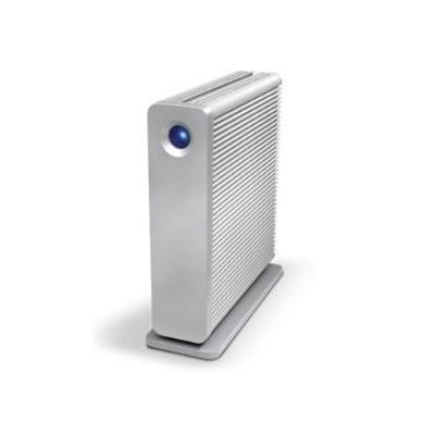 d2 Quadra Hard Disk 1.5 TB eSATA/FireWire 800/400/USB 2.0 Desktop External HD