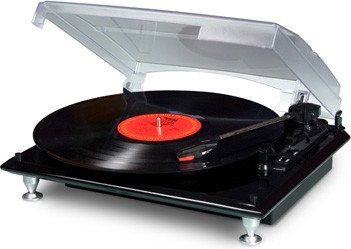Mini Turntable Vinyl Writer