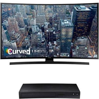 UN48JU6700 - 48-Inch 2160p 4K Curved Smart UHD LED TV
