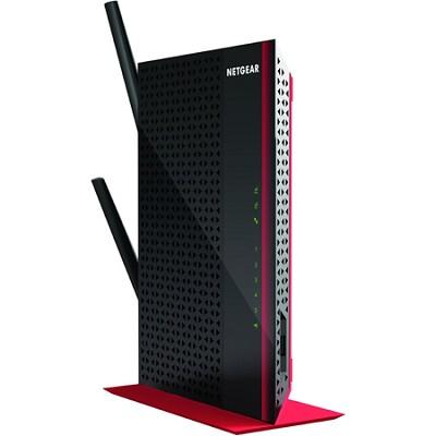 AC1200 High Power 700mW Dual Band WiFi Range Extender - Desktop with 5 Ports