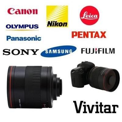 Universal 800MM Mirror Lens