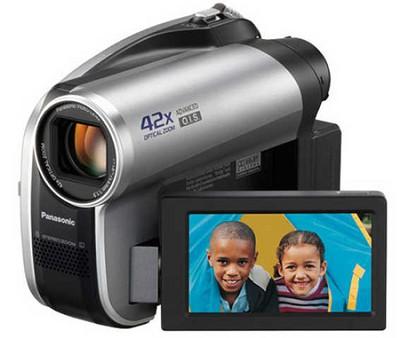 VDR-D50 DVD Camcorder - REFURBISHED