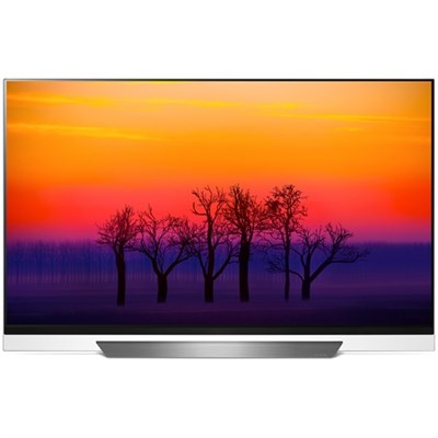 OLED55E8PUA 55` Class E8 OLED 4K HDR AI Smart TV (2018 Model)