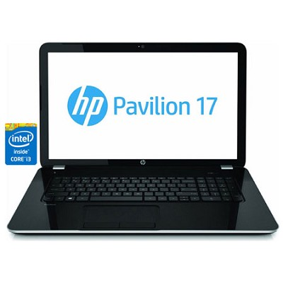 Pavilion 17.3` 17-e140us Notebook PC - Intel Core i3-4000M Pro. - OPEN BOX