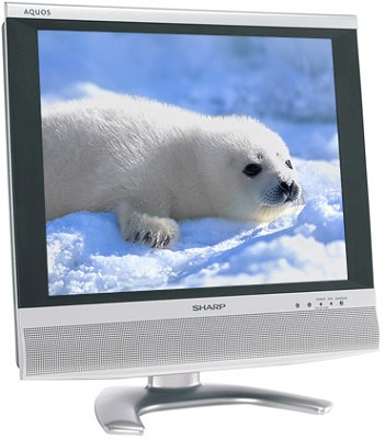 LC-20S5U - AQUOS 20` LCD TV