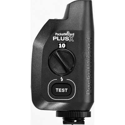 PlusX Wireless Radio Flash Remote Trigger