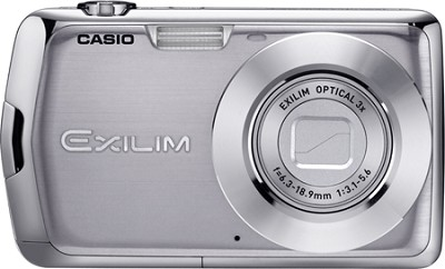 Exilim S5 10MP 2.7` LCD Digital Camera (Silver)
