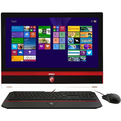 G Series AG270 2PE-003US 27` Intel Core i7-486 All-in-One Touchscreen Desktop