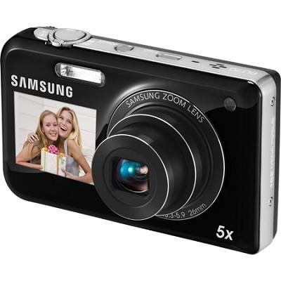 PL170 DualView 16 Megapixel Digital Camera - Black