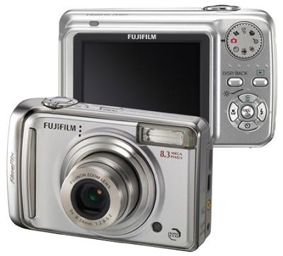 Finepix A800 Digital Camera