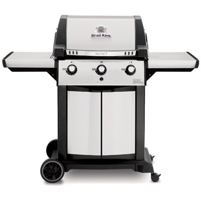 Signet 320 Stainless Steel Liquid Propane Grill - 986854