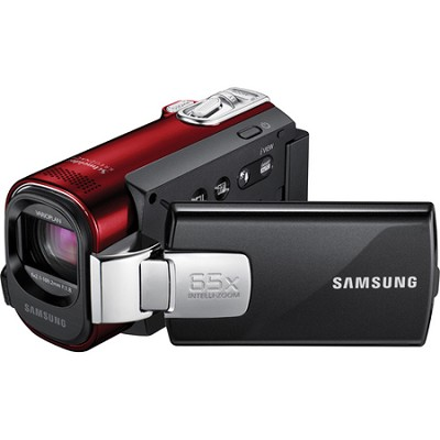 SMX-F40 Camcorder (Red)