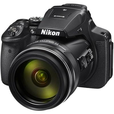 Refurbished COOLPIX P900 16MP 83x Optical VR Zoom Digital Camera