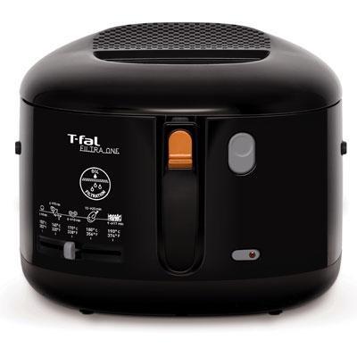 2.1-Liter Filtra 1600W Cool Touch Exterior Deep Fryer - FF162850