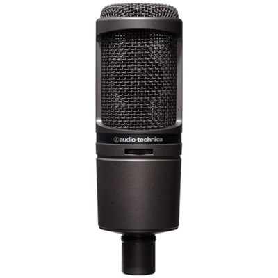 Cardioid Condenser USB Microphone (AT2020USBI)
