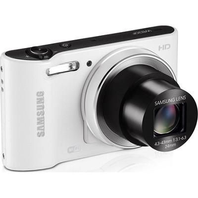 WB30F 16.2 MP 10x optical zoom Digital Camera - White