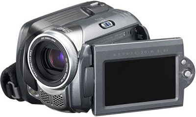 GZ-MG37 Everio Digital Media Camera, 30GB HDD, 32x Zoom w/ direct DVD burning