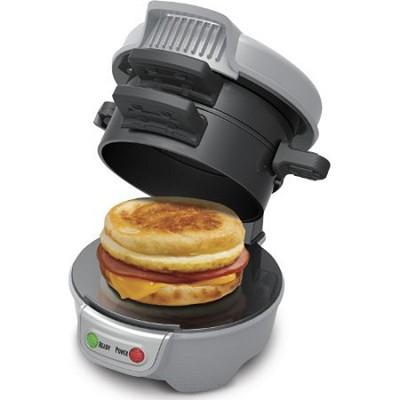 Breakfast Sandwich Maker - Gray (25475)