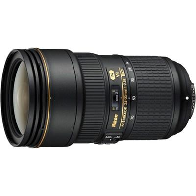 24-70mm f/2.8E ED VR AF-S NIKKOR Zoom Lens for Nikon Digital SLR Cameras