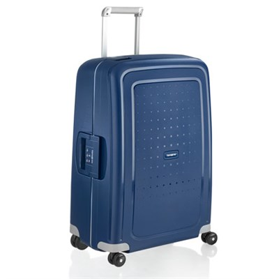 S'Cure 28` Spinner Luggage - Blue