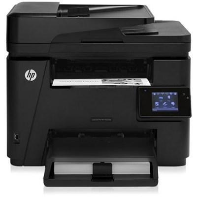 LaserJet Pro M225Dw Wireless Monochrome Printer Scanner/Copier/Fax - USED
