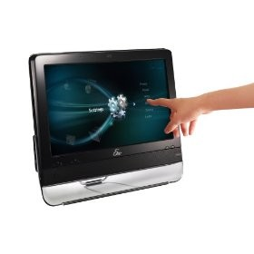 ETP1602-BK-X0045 Eee Top 15.6-Inch Touch-Screen PC